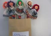 This Christmas GVN Foundation has a range of gift ideas for the holiday season! The Foundation has set up an online shop stocked with goods made by the talented individuals living in communities we support. The funds raised from items sold also continue to help the community. For more information and to purchase any goods see http://www.gvnfoundation.org/artshop/new/#