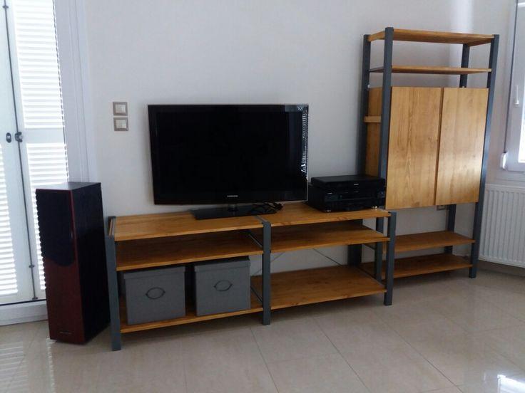 Ivar Hack Tv Ferniture Wohnung Wohnzimmer Haus Interieu