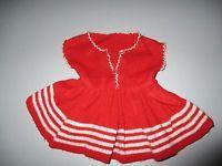 hübsches alts rotes Kleid ......27