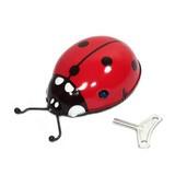 Ladybird Tin Toy