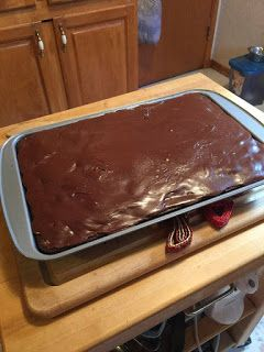 HERSHEY'S SYRUP BROWNIES ~ cook this meals