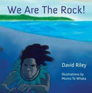 A book written to inspire young people to aim high, to be winners. Go get it! http://readingwarrior.com/we-are-the-rock/