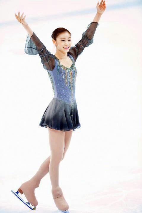 Yuna Kim. Les miserables