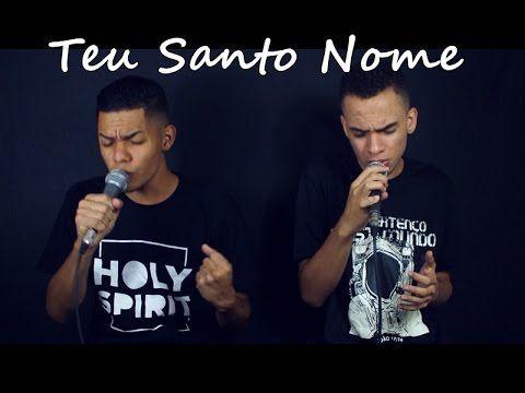 Teu Santo Nome - Gabriela Rocha (Ello G2 Cover) - YouTube