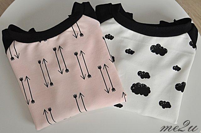 Dziecięca bluza z raglanowymi rękawami, kids' top