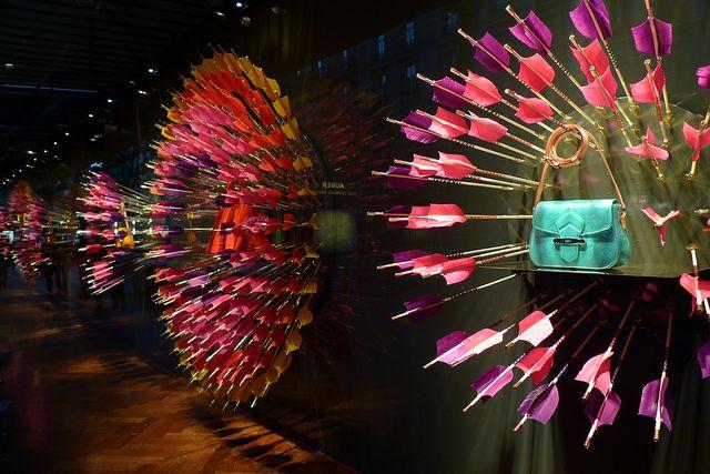 Les cibles de Louis Vuitton