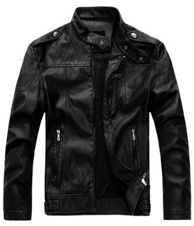 The Burnout II Jacket Black