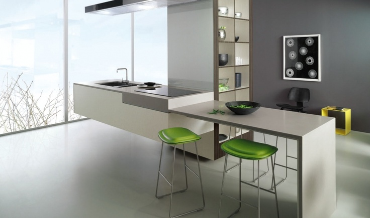My Dream Kitchen : Inspiration Gallery : Contemporary Solid Surface