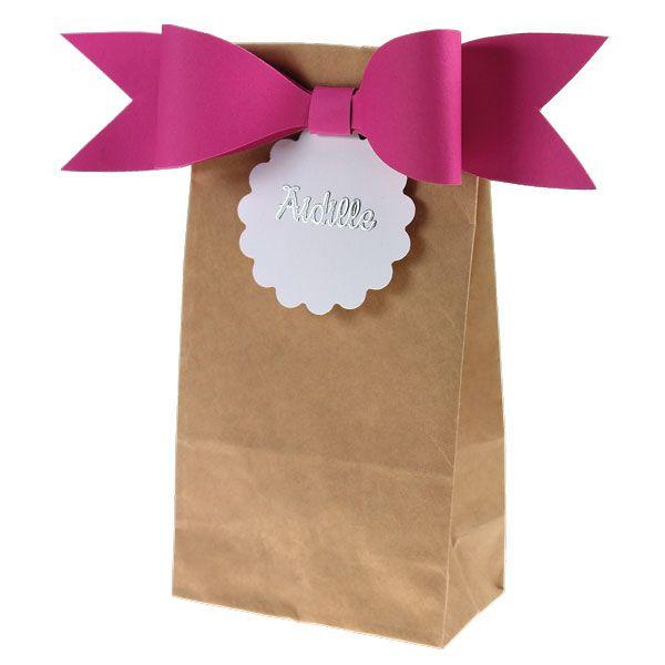Paperista voit valmistaa melkeimpä mitä tahansa. Myös kauniin rusetin lahjapussin koristeeksi. Tarvikkeet ja ideat Sinellistä!