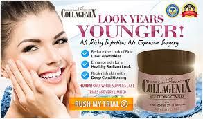 #Collagenix #skin #care #product feature SPF to help protect skin from UV rays in addition to erasing wrinkles.