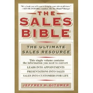 The Sales Bible:  The Ultimate Sales Resource (Hardcover)  http://myspecialoffers.info/smileat/pbshop.php?p=B000EUKRA4