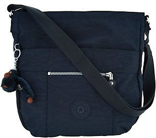Kipling Nylon Hobo Handbag - Bailey