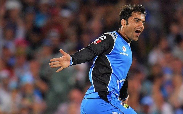 Rashid Khan over the moon as Adam Gilchrist uses his image as profile picture on his Twitter account