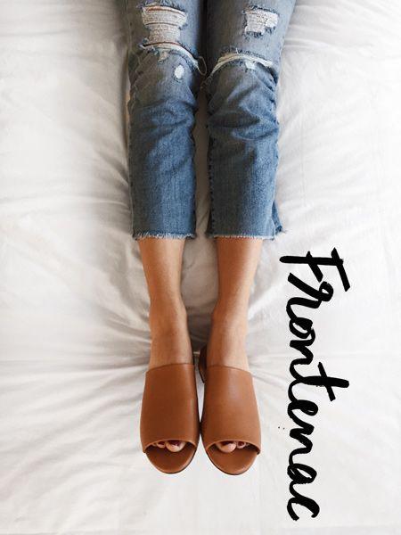 Slip into Summer - Slip-on - Mules - Sabots - Découvrez notre collection de chaussures pour l'été - Matt and Natt