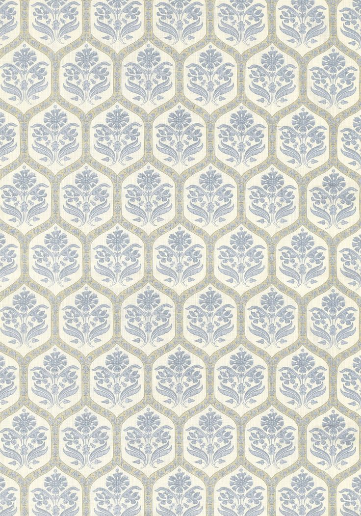 These are my bedroom drapes CATON, Light Blue, F94124, Collection Richmond from Thibaut