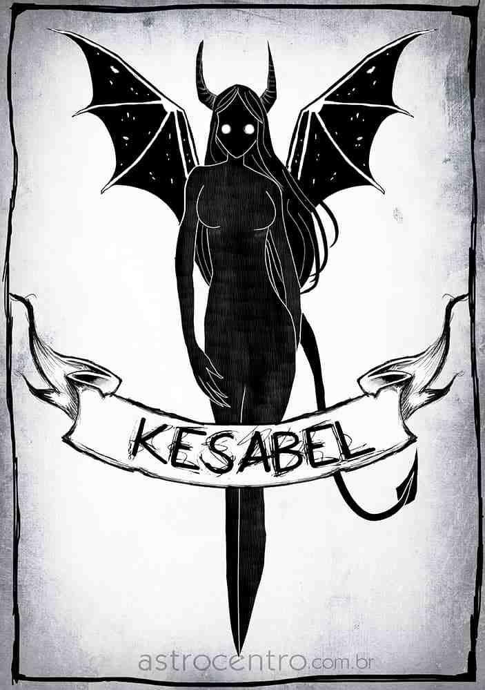Kesabel Foi O Segundo Anjo Que Seguiu Lucifer E Que Por