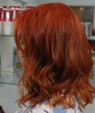 E se você quer puxar pro cereja, também pode, por que não. | 17 provas de que todo cabelo fica incrível ruivo