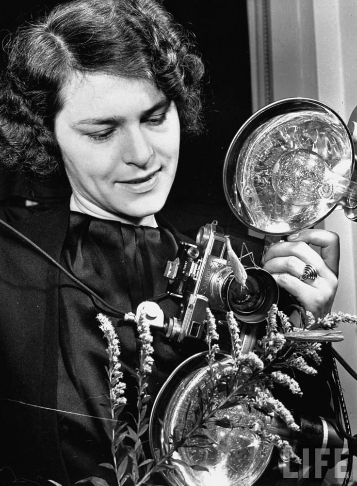A biography of margaret bourke white