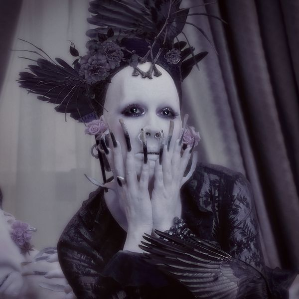 Check Out Sopor Aeternus The Ensemble Of Shadows On Reverbnation Dibujos Dark Anna Belleza Oscura