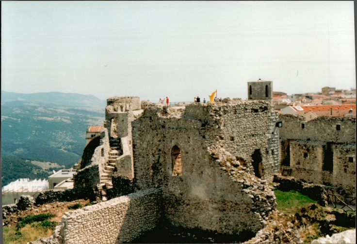 Monte Sant'Angelo castello svevo