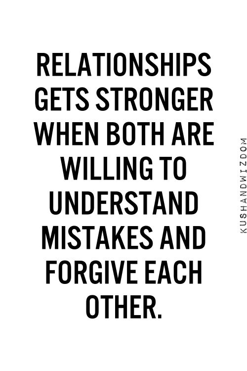 On relationships : Quotes and sayings
