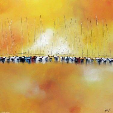 Horizon doré by Olivier Messas
