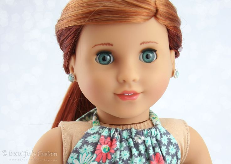 custom american girl dolls - Google Search