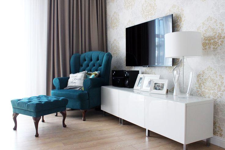 Salon styl Eklektyczny - zdjęcie od Duo Design - Salon - Styl Eklektyczny - Duo Design