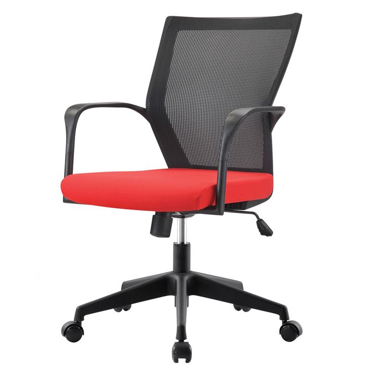 BOZANO RED OFFICE CHAIR