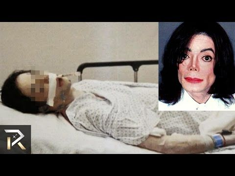 Shocking Post Mortem Photos Of Famous People - YouTube