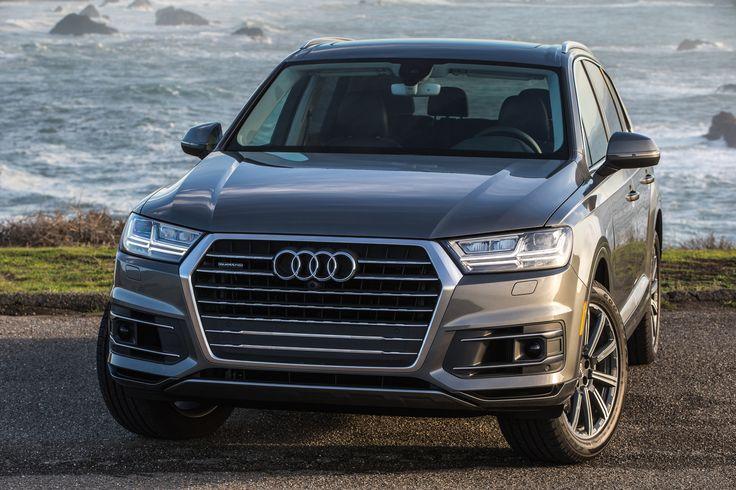 Audi, suv, 2017 q7   Luxury Goods  Luxury Cars   Luxury Lifestyle   Inspirations…