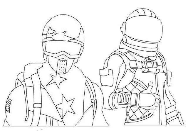 Fortnite Coloring Pages For Kids Mister Coloring Coloring Pages For Kids Coloring Pages Fortnite