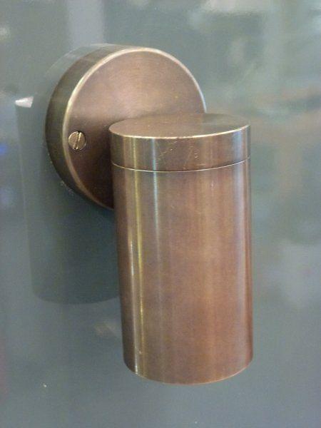 Lumina8002 Aged Bronze fixed wall light - Price: $305.00 AUD