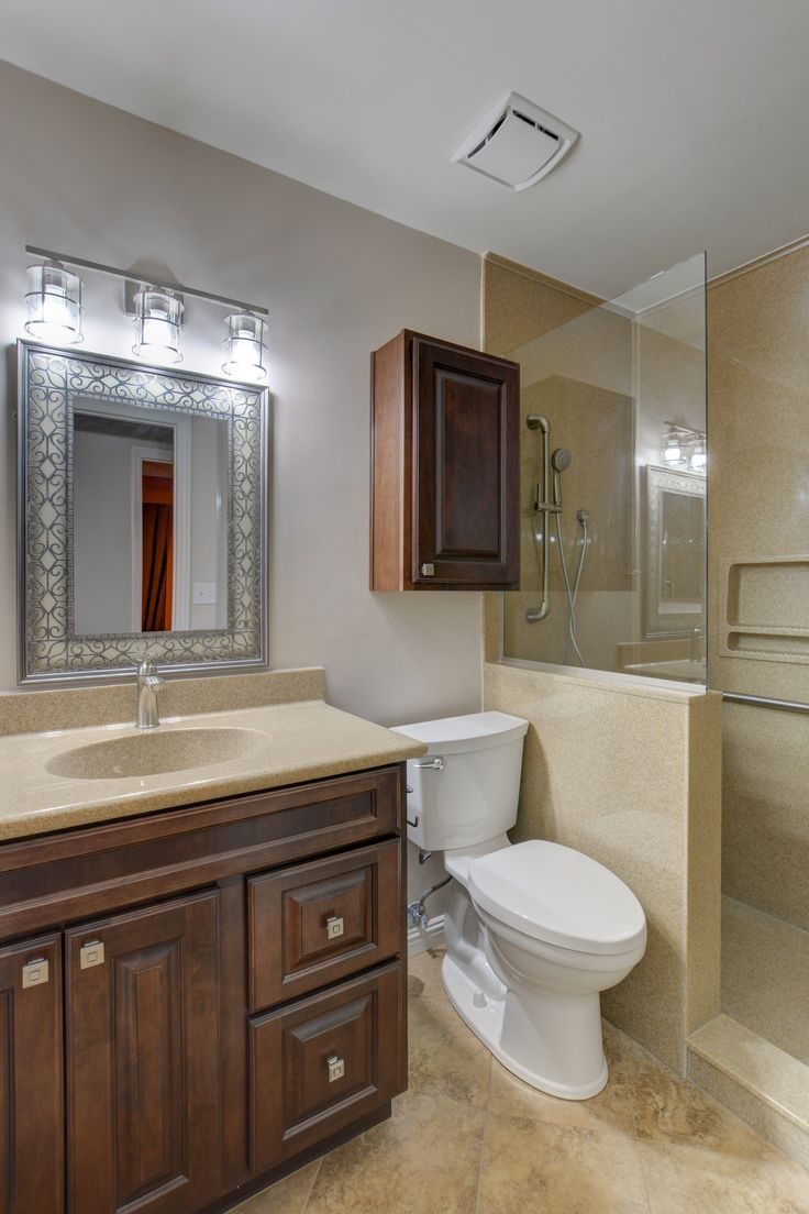 Custom, Transitional Bathroom Design In Las Vegas, NV