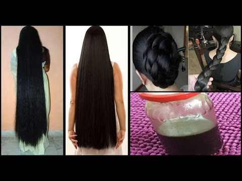 इस तेल से एक हफ्ते में 3-4 इंच बाल लंबे करें|stop hair fall,get long thick black hair fast naturally - YouTube