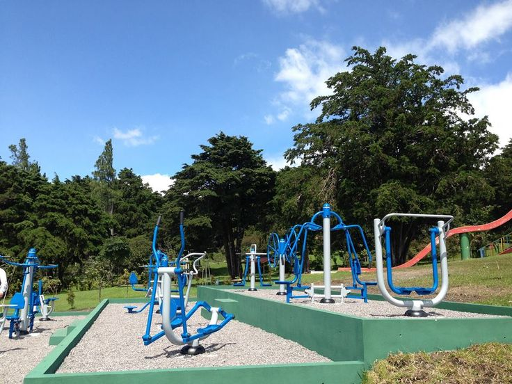 ¡No hay excusas para realizar ejercicio! Los Gimnasios al Aire Libre están en tu comunidad. ¡Entérate cuál te queda más cercano!. #GimnasiosAireLibre  #Fitness