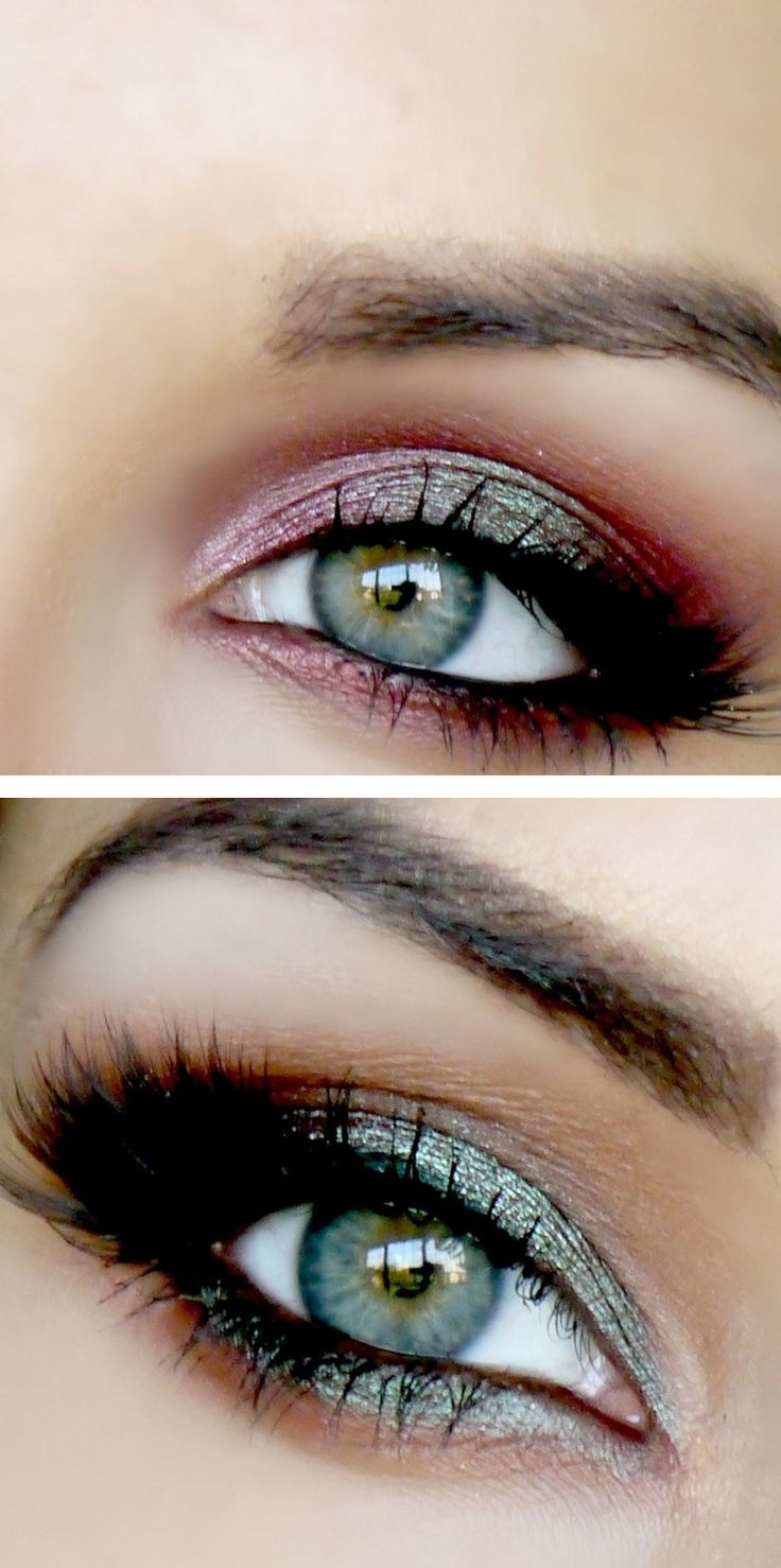 Smokey Eye Makeup: Best 25+ Plum Smokey Eye Ideas On Pinterest