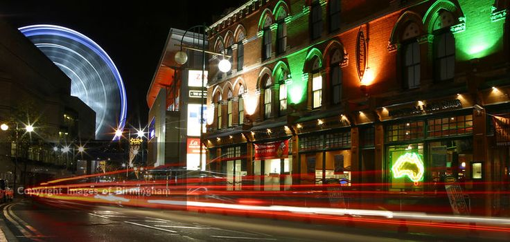 Lifestyle: A guide to Birmingham's nightlife