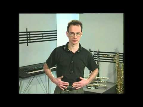 Daily Breathing Exercises for Saxophone Players - learn breath control