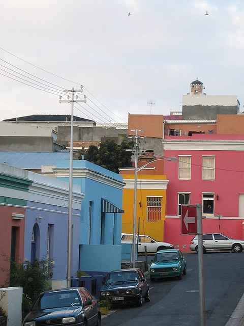 Cape Town—Historical Bo Kaap (still can't believe I lived here!!!)