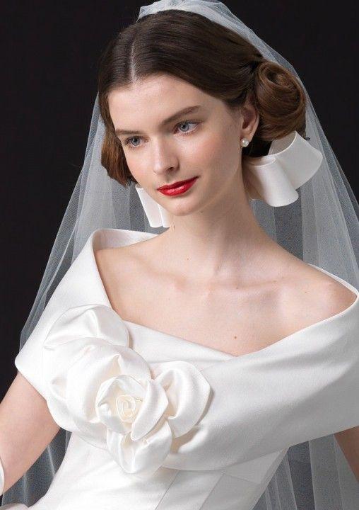 エリ松居♡エマリーエを一挙にお見せしちゃいます!の第二弾です♡  ウエディングドレス デザイナー エリ松居「エマリーエ」♡