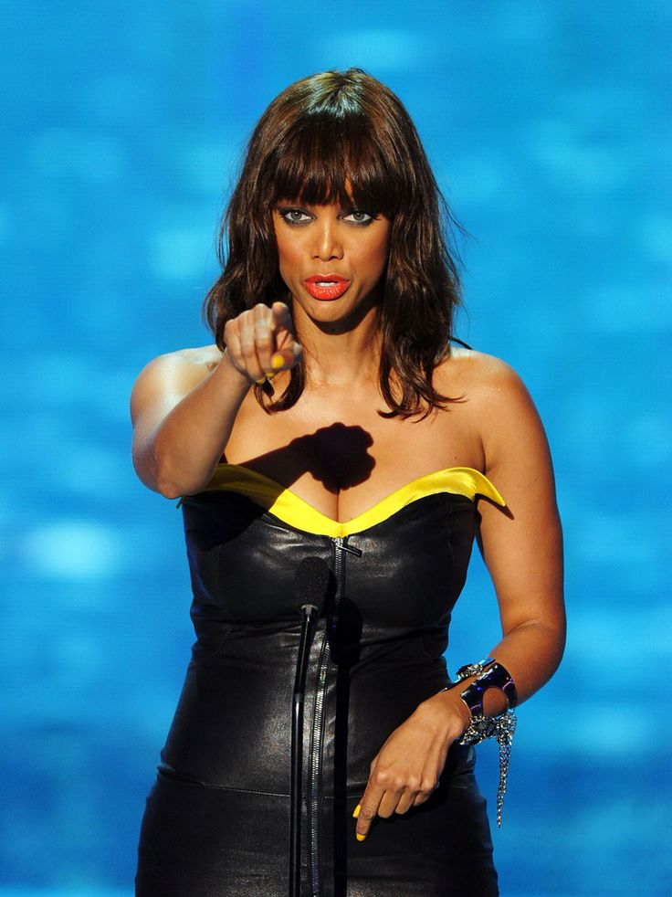 Tyra Banks is an American television personality, former talk show host, producer, author, actress, and former model