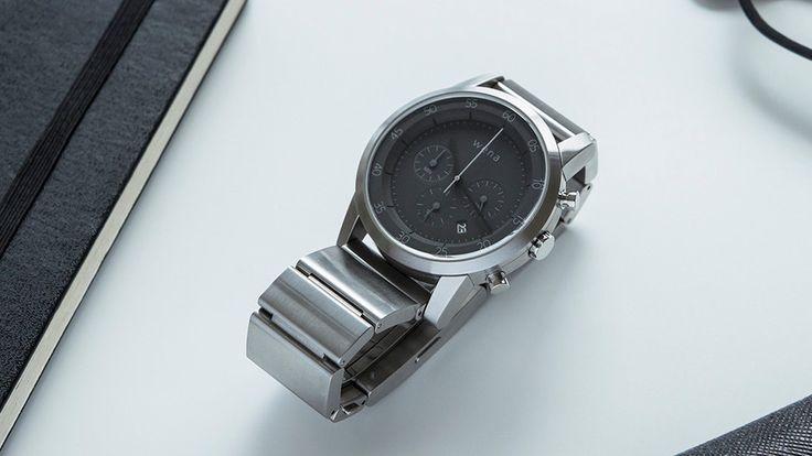 Sony lanserer lekker smartklokke som ligner på en vanlig klokke