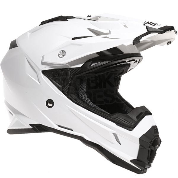 THH TX-25 Solid Helmet White