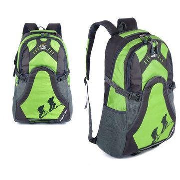 Men And Women Hiking Biking Camping Sport Travel Rucksack Backpack - US$19.99