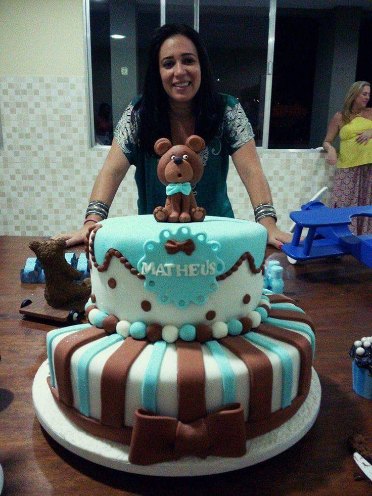 Pin em bolo