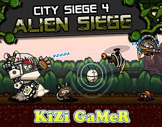 City Siege 4 - Alien Siege - Kizi City Siege 4 - Alien Siege game - Play City Siege 4 - Alien Siege online, new games, funny games, Best Free online games.