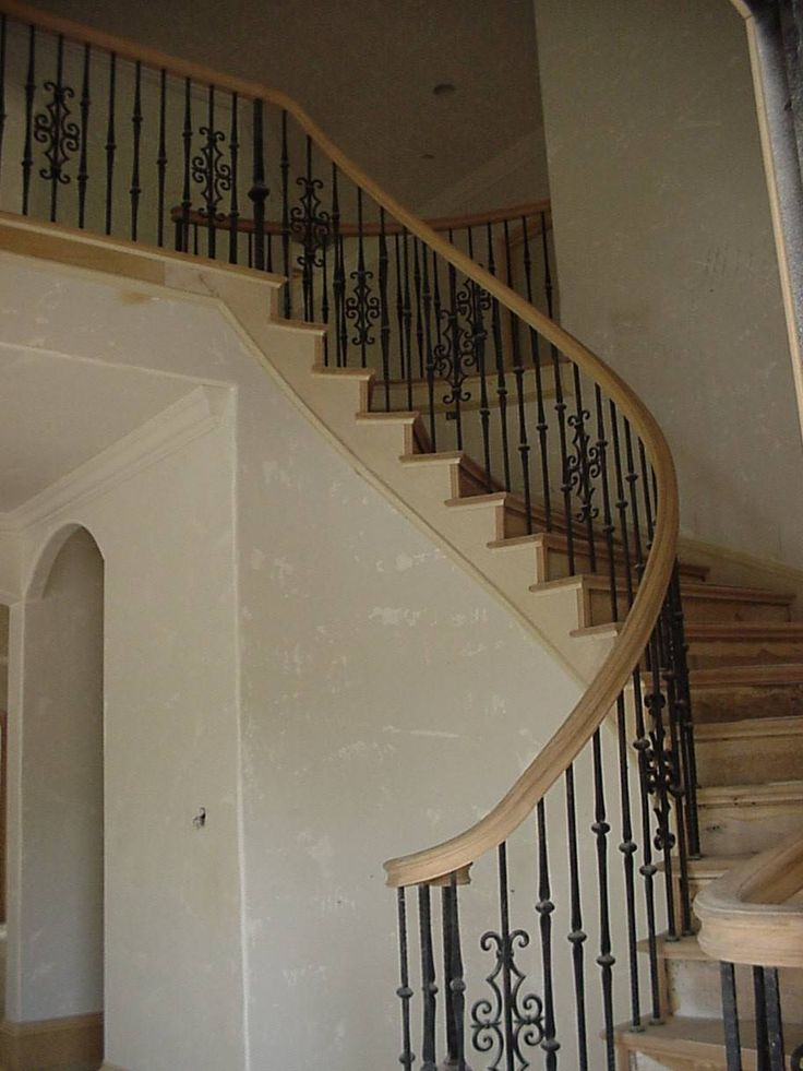 Stair Beauteous Home Interior Decoration Using Wooden