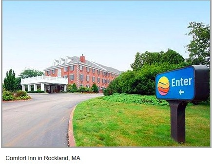 Book A Room Today At The Comfort Inn Rockland Boston Hotel In Ma This Is Only Minutes From Cape Cod And Plimoth