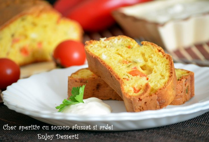 Smoked Salmon & Pepper Loaf